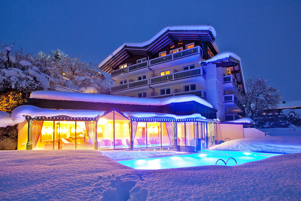 Hotel Mit Pool Hotel Berner Zell am See Pool