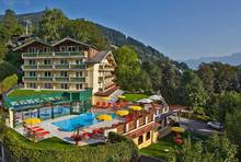 Hotel Berner - quietly located in Zell am See.