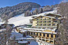 Ski directly to the Hotel in Zell am See.
