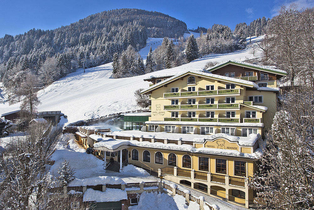 Hotel Berner In Zell Am See