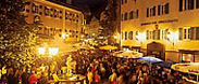 Summernight - Festival on every wednesday in July and August in Zell am See.